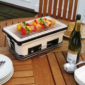 Portable Grills Are Hot for Travel and Home