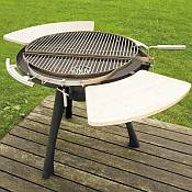 Grilltech Space Grill 800 Charcoal Grill/ Fire Pit