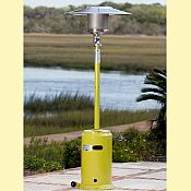 Chartreuse Green Powder Coated Patio Heater - 61128
