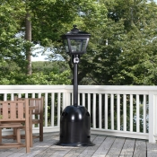 LPG Gas Lamp Patio Lantern