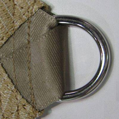 Residential/Commercial Sail Corner with 2 inch webbing