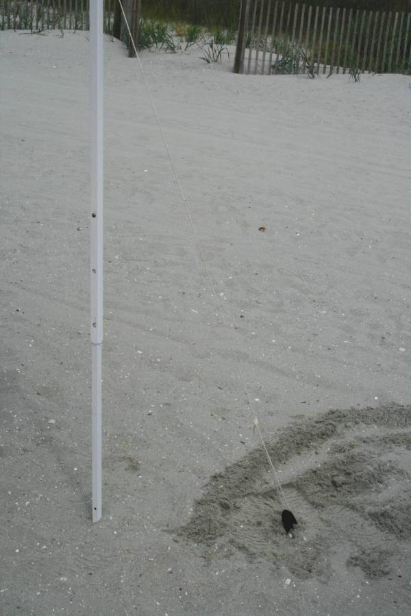 Anchor Your Beach Canopy With These 4 Pack Of Sand Anchors