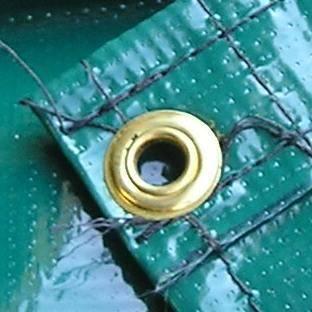 Brass Grommet