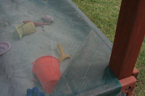 Mesh Sandbox Covers Amp Tarps Ready Made