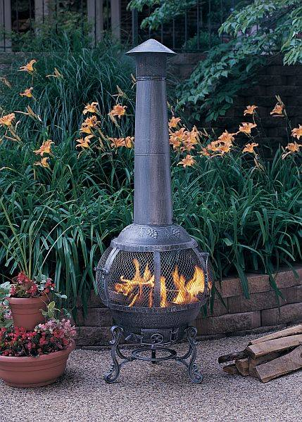Arctic Cast Iron Chiminea Surround Style Arp Chim Sur Fp