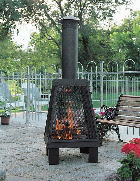 Chinook 250 Outdoor Fireplace Dr250
