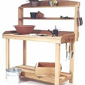 Potting Bench-<br>Unassembled
