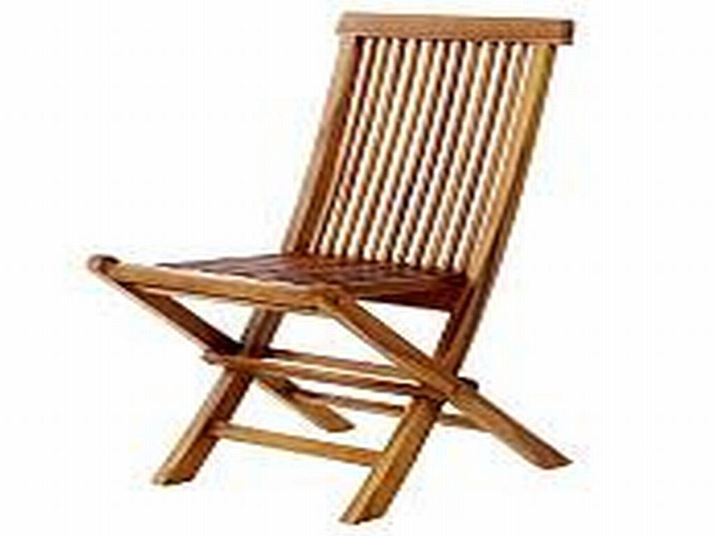 Teak Folding Chair Tf22