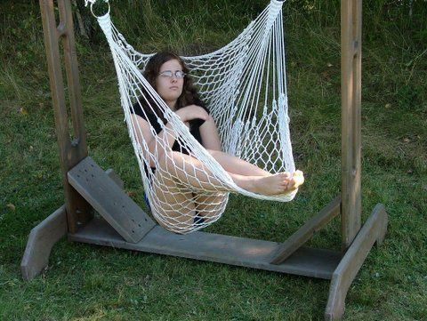 How To Make A Rope Hammock Swing Twin Futon Frame Ikea And Hammock