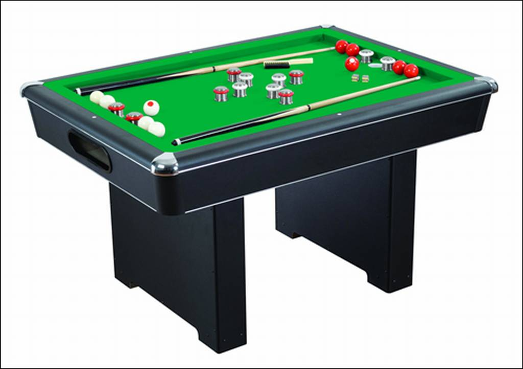 Renegade Slate Bumper Pool Table NG2404PG