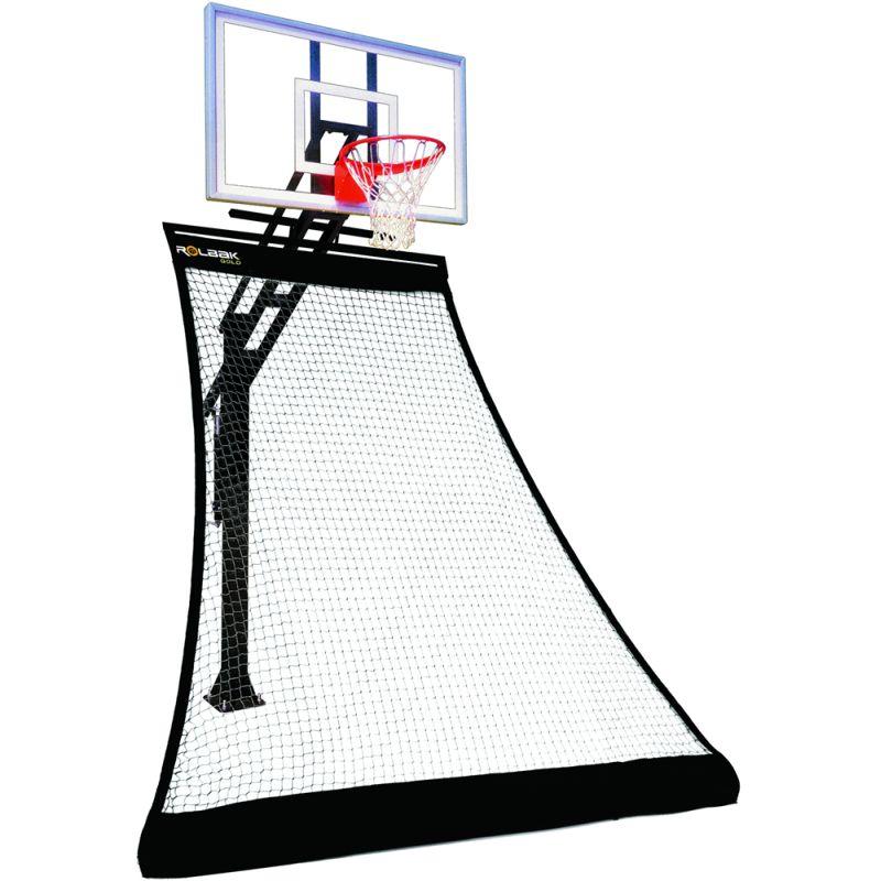 Rolbak Basketball Return Net Gold Rb G