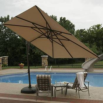Patio Furniture, Outdoor Patio Umbrellas & Market Umbrella ...