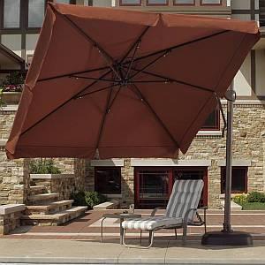 Santorini Cantilever Umbrella