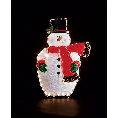 snowman christmas decoration - Snowman Christmas Decorations