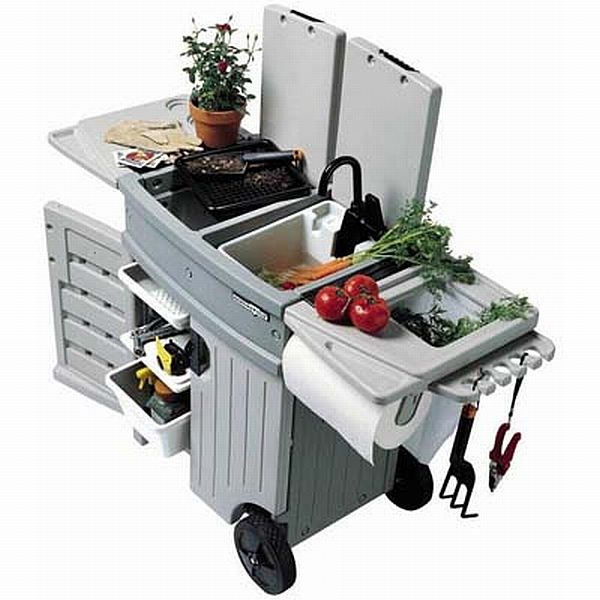 Outdoor Portable Garden Center - GC100