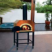 Amici Brick Oven (Installed)