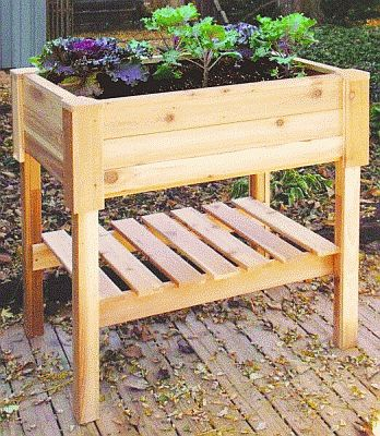 Ks Square Wooden Planter Box Plans