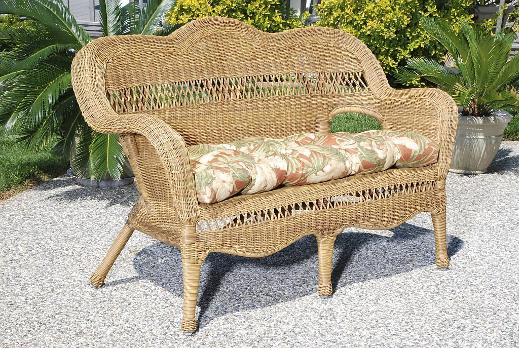 Prime Sahara All Weather Resin Wicker Loveseat Cjindustries Chair Design For Home Cjindustriesco