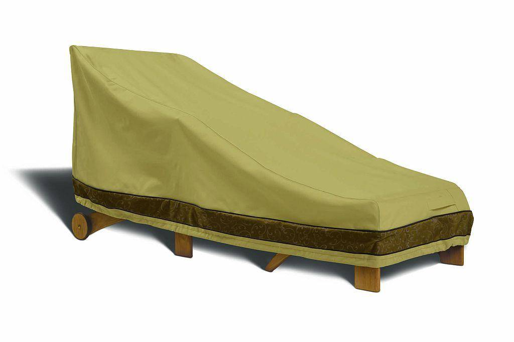 veranda elite patio chaise lounge cover 55 082 011501 00
