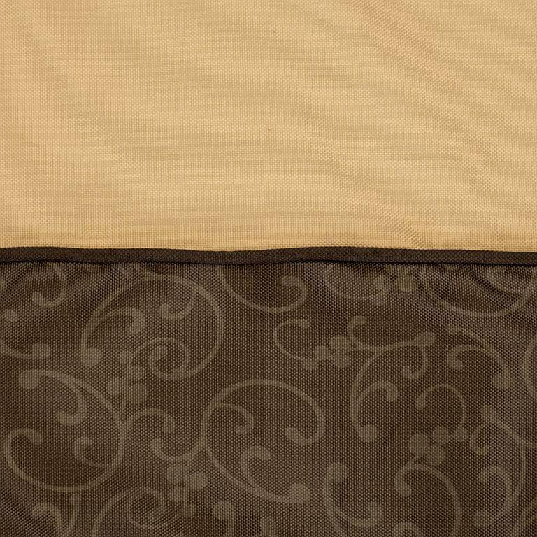 Veranda Elite Cover Features Click To Enlarge Fabric Colors And Piping
