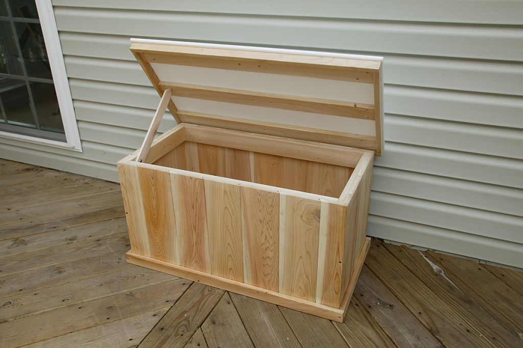 Cedar Deck Box Plans Plans Diy Free Download How To Make
