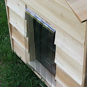 Dog House Door
