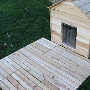 Dog House Deck