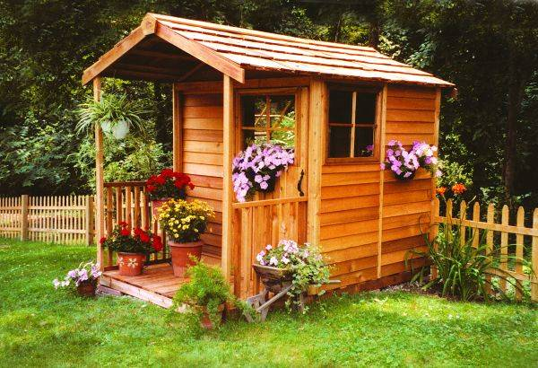 Important Physical Properties Of Sheds