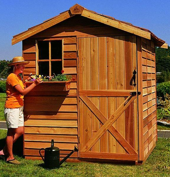 Gardener Storage Shed G66
