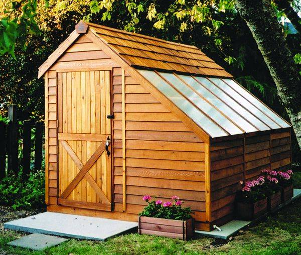 Backyard greenhouse plans various design Green house sheds
