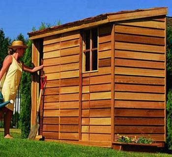 yardsaver storage shed y83