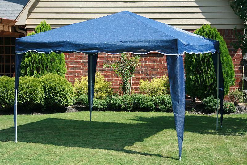 Portable Shade Canopy : Portable coolaroo shade canopy navy gpu