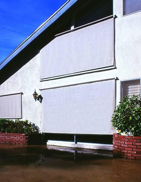 designer window shade birch 6x6 outdoor window shade tweet
