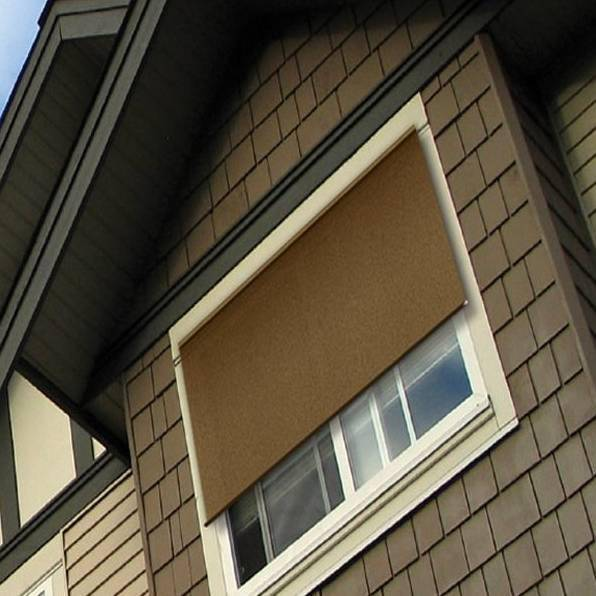 Exterior Sun Shades Help Block the Heat and Solar Gain Before it ...