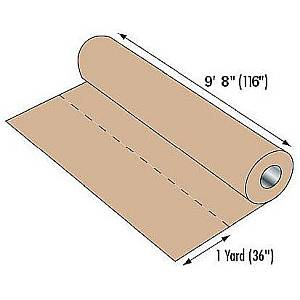 Image of one linear yard of a roll