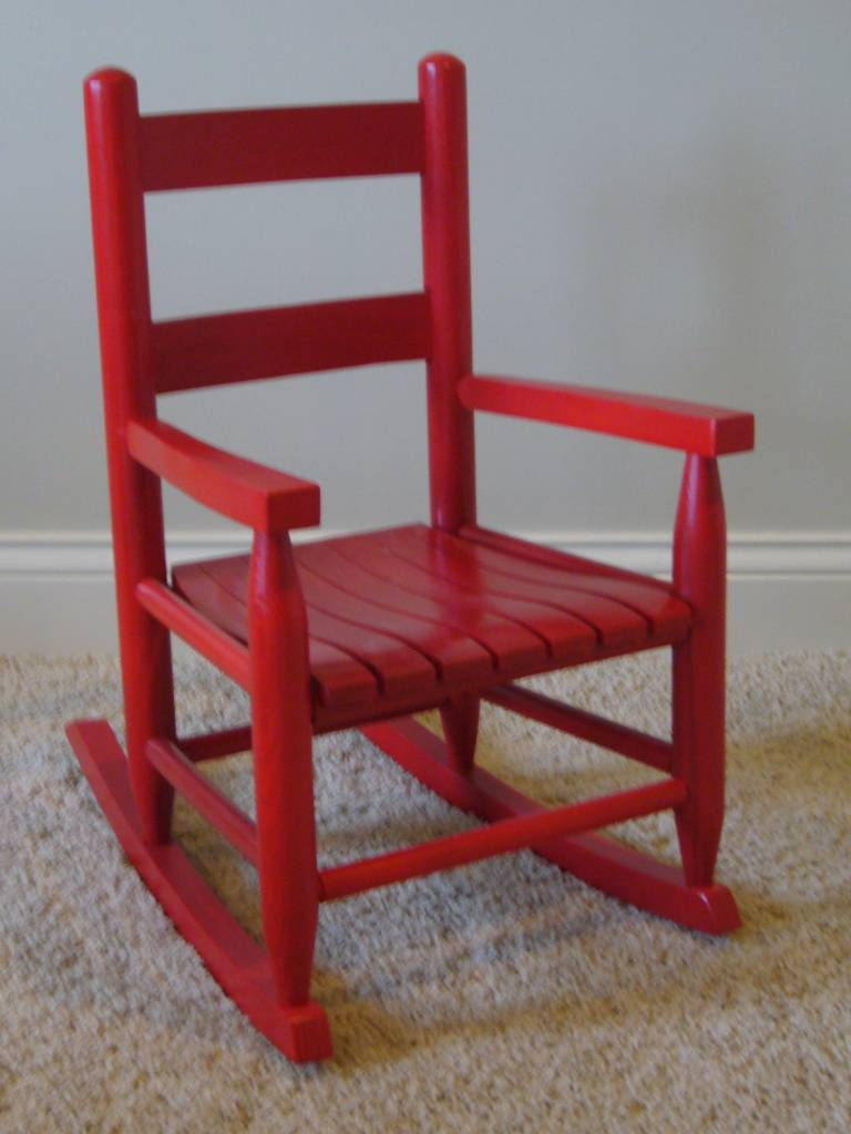 child rocking chair by dixie seating company click to enlarge