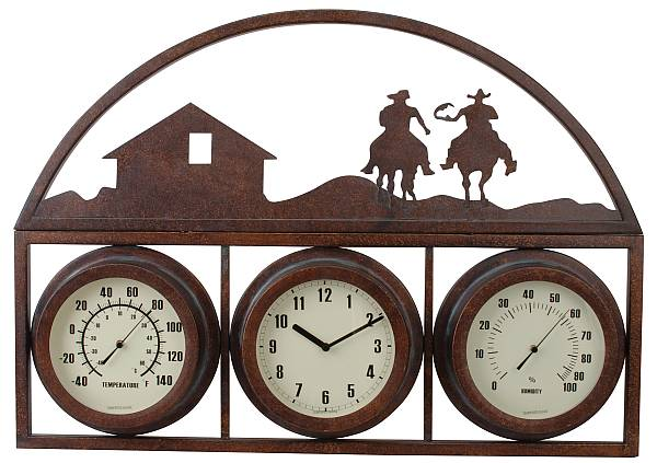 Wall Mounted Cast Aluminum Western Style Temperature