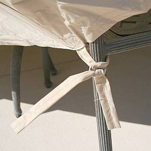Ties Patio Cover Feature