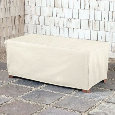 Storage Chest Protective Cover   BC576 Treasure Garden   Outdoor Furniture  Covers Part 74