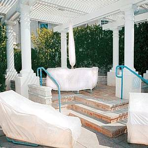 Premium Tron Weve Protective Covers For Outdoor Patio Furniture