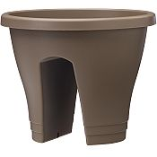Flower Bridge Planter - Caramel