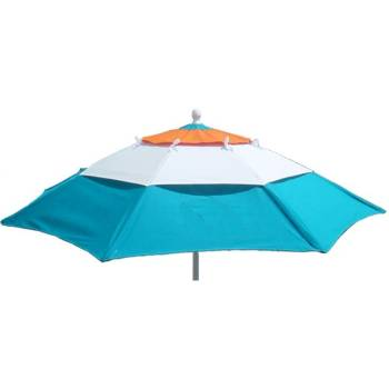 Optional Double Vented Umbrella Canopy