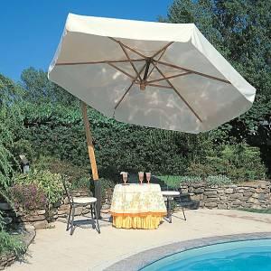 Tuscany Umbrella with Valance