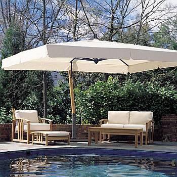 Nice Giant Sidepost Umbrellas