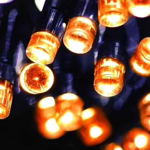 Flipo Solar Powered LED String Lights - 100 LEDs