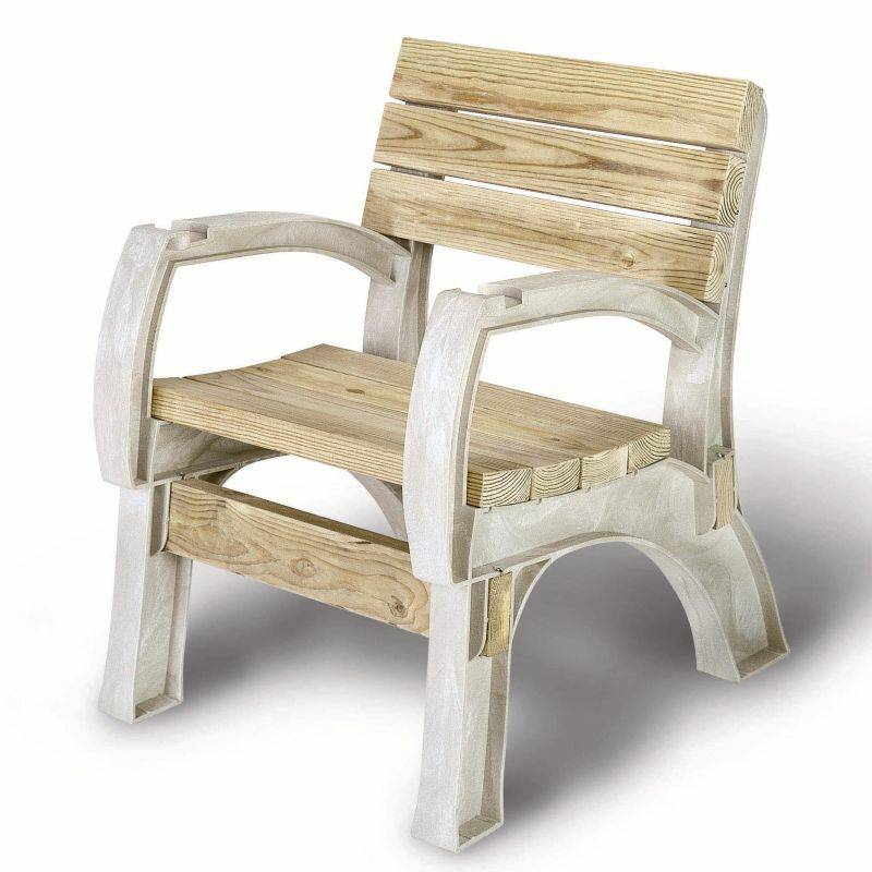 2x4 Basics Outdoor Furniture