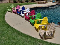 Child Adirondack Chairs