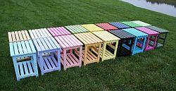Adirondack Tables