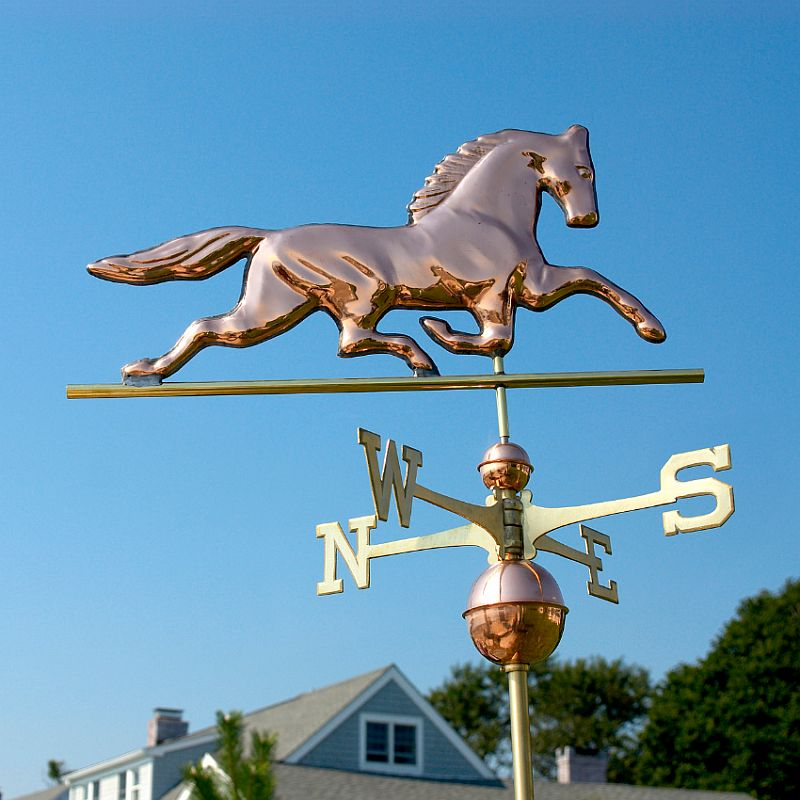 Patchen Horse Weathervane 623p