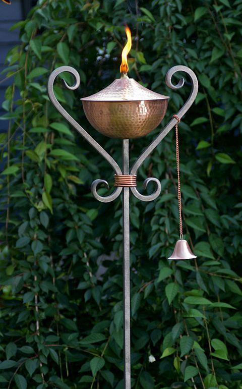 brilliance garden torch ss 08